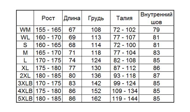 дождевик Komine RK-539, красный, S
