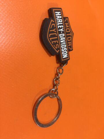"""брелок резиновый """"Harley-Davidson"""""""