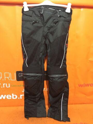 мотоштаны Komine PK-700, чёрные, S