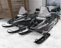 снегоход POLARIS POLARIS WIDETRAK LX 550