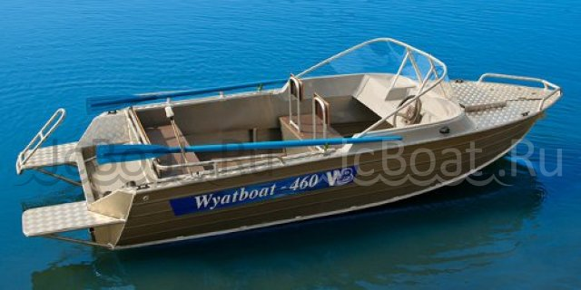 катер WYATBOAT 460 2016 г.