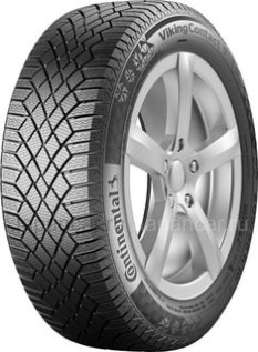 Зимние шины Continental Contivikingcontact 7 235/45 17 дюймов новые в Екатеринбурге