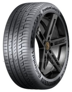 Летниe шины Continental Premium contact 6 225/55 17 дюймов новые в Екатеринбурге