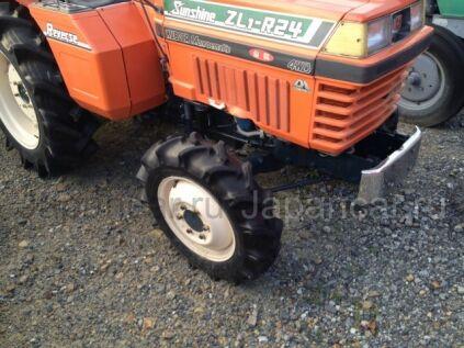 Трактор колесный KUBOTA L1-22 2008 года во Владивостоке