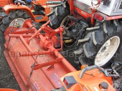 Трактор колесный YANMAR FX-42 2010 года в Японии