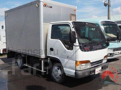 Фургон ISUZU Elf 1999 года в Японии