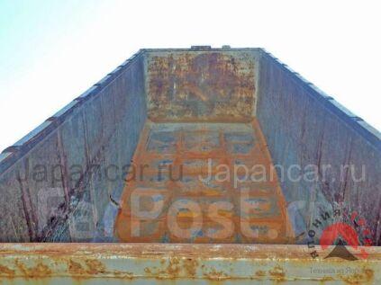 Самосвал+грейфер HINO Profia 2005 года в Японии