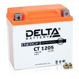 Аккумулятор СТ1205 МТ12-5 YTX5L-BS 5 а/ч 114х70х106 св кисл герм Delta