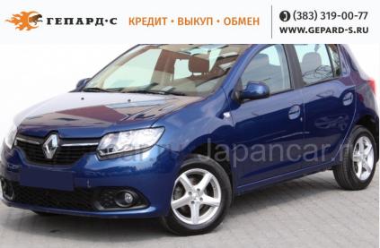Renault Sandero 2014 года в Новосибирске