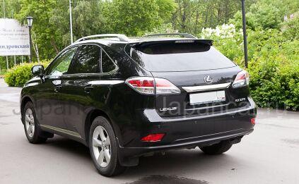 Lexus RX270 2013 года в Новосибирске