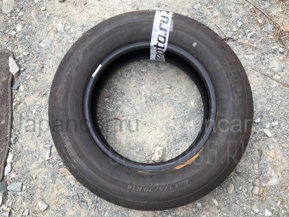 Летниe шины Bridgestone Nextry 175/70 14 дюймов б/у во Владивостоке