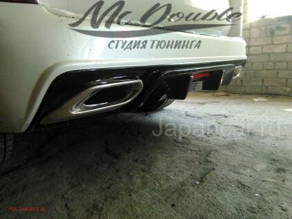 Бампер задний на Lexus GX460 во Владивостоке