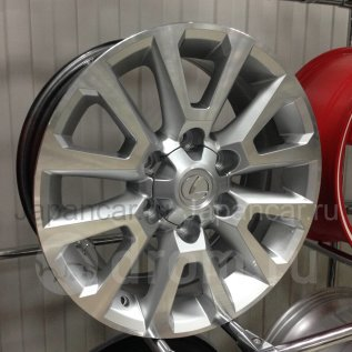 Диски 17 дюймов Lexus ширина 7.5 дюймов вылет 25 мм. новые в Хабаровске