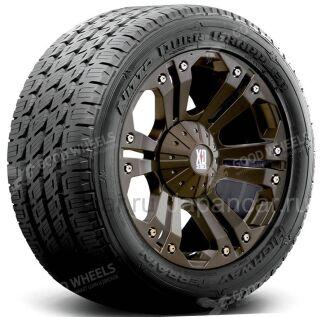 Всесезонные шины Nitto Dura grappler h/t 255/70 18 дюймов новые в Москве