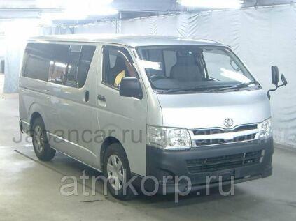 Микроавтобус TOYOTA HIACE VAN 3 - 6 в Екатеринбурге