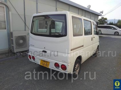 Микроавтобус MITSUBISHI MINICAB VAN в Екатеринбурге