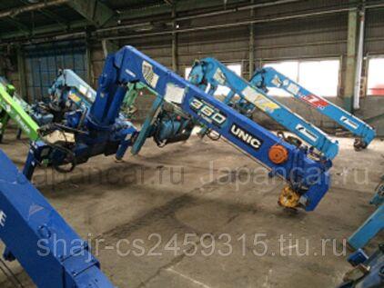 Крановая установка Unic Crane 365 в Екатеринбурге