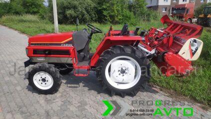 Трактор колесный Yanmar FX235 в Красноярске
