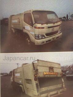 Мусоровоз Toyota TOYOACE 2001 года в Находке