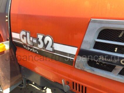 Трактор колесный Kubota GL-32 во Владивостоке
