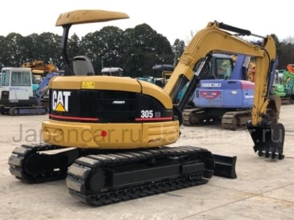 Экскаватор мини CATERPILLAR 305 CR во Владивостоке
