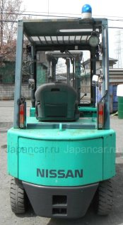 Погрузчик NISSAN QP02 2000 года во Владивостоке
