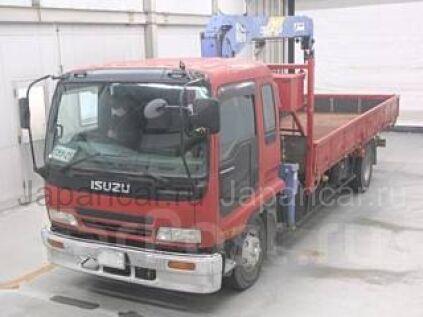 Бортовой+кран ISUZU FORWARD 2003 года во Владивостоке