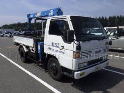 Бортовой+кран MAZDA TITAN WGLAT 1992 года в Японии