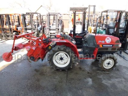 Трактор колесный YANMAR F6D в Краснодаре