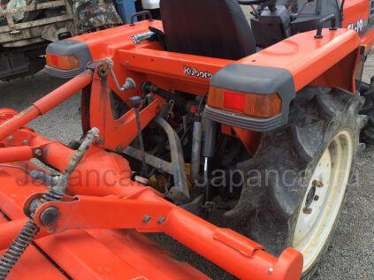 Трактор колесный Kubota GL19 в Краснодаре