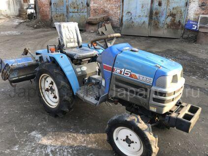 Трактор колесный ISEKI TM15 2003 года в Туле
