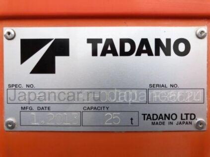 Автокран Tadano GR250N-2 2013 года во Владивостоке