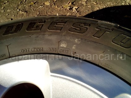 Летниe шины Bridgestone Dueler h\t 840 255/70 18 дюймов б/у в Челябинске