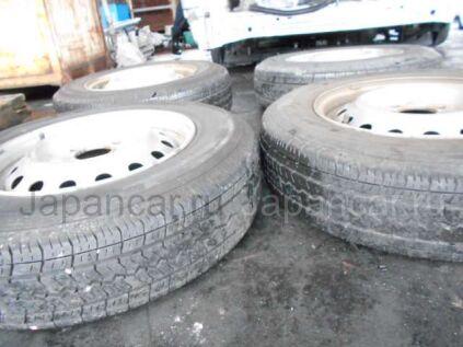 Летниe шины Toyo 165/- 14 дюймов б/у в Уссурийске