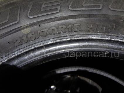 Всесезонные шины Bridgestone Dueler h/l 215/70 1598 дюймов б/у в Артеме