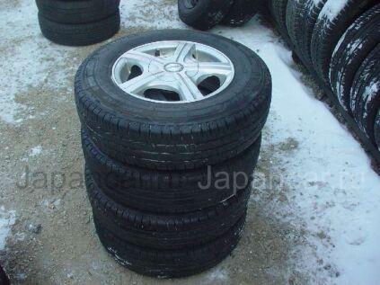 Колеса Michelin 165/- 13 дюймов Waren б/у в Уссурийске