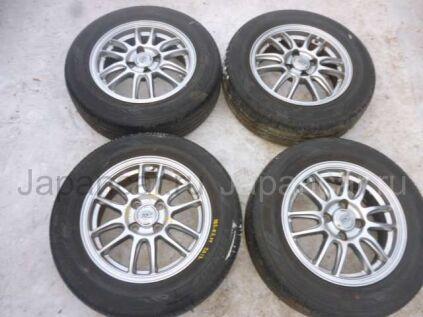 Летниe шины Dunlop 185/65 14 дюймов б/у в Уссурийске