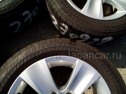 Летниe шины Bridgestone Potenza r001 rft 225/55 17 дюймов б/у в Челябинске