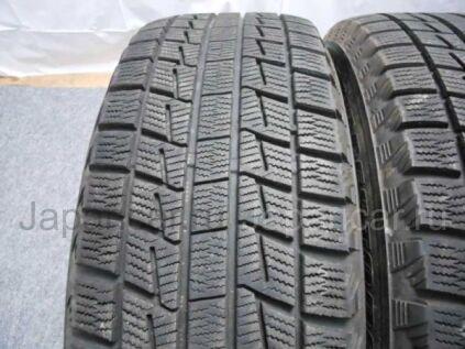 Зимние шины Bridgestone st30 215/65 16 дюймов б/у во Владивостоке