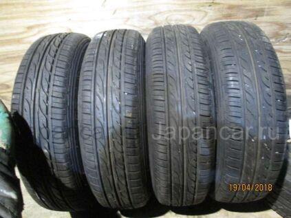 Летниe шины Dunlop 165/70 14 дюймов б/у в Томске