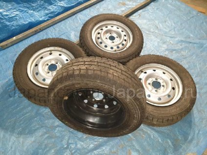 Зимние колеса Toyo Observe garit giz 175/70 13 дюймов Honda б/у в Барнауле
