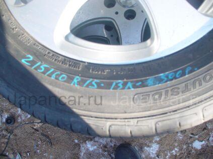 Летниe колеса Falken 215/60 15 дюймов Литье r 15 ny sport б/у в Уссурийске