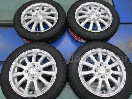 Зимние колеса Goodyear ice navi 6 155/65 14 дюймов La-strada новые во Владивостоке