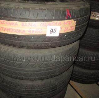 Всесезонные шины Yokohama Es300 185/65 14 дюймов б/у в Новосибирске