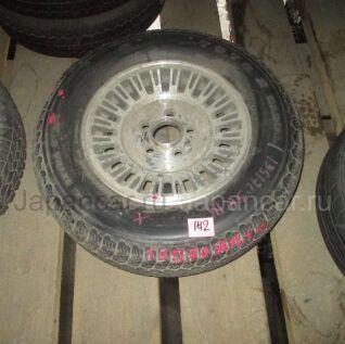 Всесезонные шины Toyo 195/70 14 дюймов б/у в Новосибирске