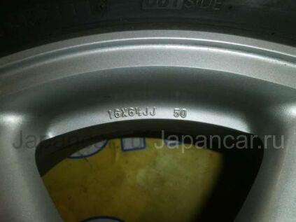 Летниe колеса Bridgestone Regno gr-xt 215/55 16 дюймов Null б/у в Комсомольске-на-Амуре