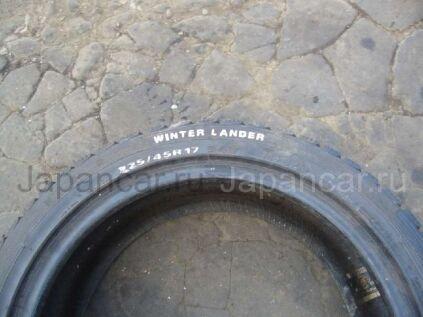 Шины Landsail Winter lander 225/45 17 дюймов б/у в Москве