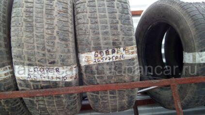 Всесезонные шины Cooper 265/75 16 дюймов б/у в Новосибирске