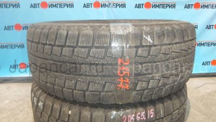 Зимние шины Hankook Winter icept 205/65 15 дюймов б/у в Чите