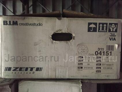 Диски 17 дюймов ширина 7.5 дюймов вылет 50 мм. новые в Новокузнецке
